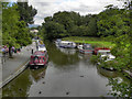 SD5039 : Lancaster Canal, Bilsborrow by David Dixon