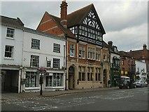 SU7682 : Hart Street - Henley-on-thames by Paul Gillett