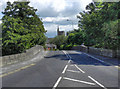 SD4944 : Garstang Bridge (Wyre Bridge) by David Dixon