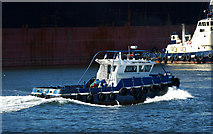 J3576 : Tug 'Farset' at Belfast by Rossographer
