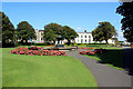 O2428 : The People's Park, Dun Laoghaire, Ireland by Christine Matthews