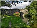 SD5043 : Lancaster Canal, Ray Lane Bridge by David Dixon