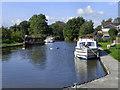 SD5139 : Lancaster Canal Bilsborrow by David Dixon
