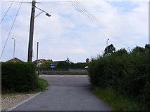 TM2649 : Prentices Lane, Woodbridge by Geographer