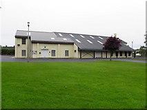 H2893 : Church hall, Doneyloop by Kenneth  Allen