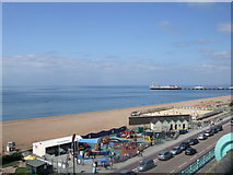 TQ3203 : Seaside facilities - Brighton by Paul Gillett