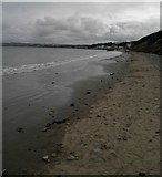 TA1281 : The beach at Filey by Steve  Fareham