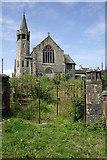 NS6113 : The Arthur Memorial Church in New Cumnock by Walter Baxter