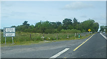 G3227 : Turnoff for Inishcrone from the N59 Road by C Michael Hogan