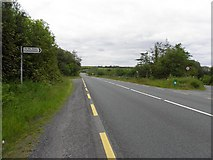 G7876 : N56, Seahill and Tuckmill Hill by Kenneth  Allen