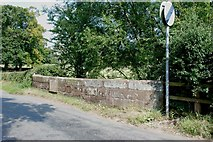 SJ8417 : Bridge on Apeton to Church Eaton Road by Mick Malpass