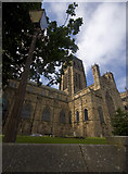 NZ2742 : Durham Cathedral by Paul Harrop