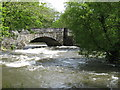 NY3403 : Skelwith Bridge by David Purchase