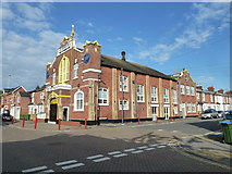 SU4212 : Gurdwara on the corner of St Mark's Road and Northbrook Road by Basher Eyre