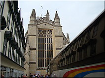 ST7564 : Bath Abbey #2 by Robert Lamb