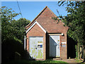 TR0150 : Electricity substation by Buck Street by Oast House Archive