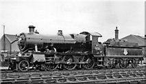SU1585 : GW 2-6-0, recently ex-Works seen  near Swindon station by Ben Brooksbank