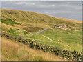 SD9438 : Emmott Moor by David Dixon