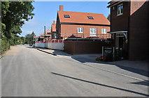 SU5985 : Housing development off Ferry Lane by Philip Halling