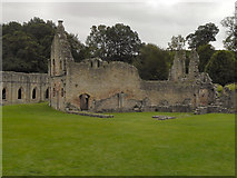 SE2768 : Fountains Abbey, Reredorter by David Dixon