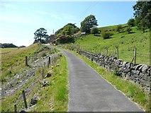 SE0026 : Hebden Royd Footpath 15, Mytholmroyd by Humphrey Bolton