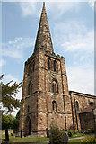 SK3739 : All Saints' church by Richard Croft