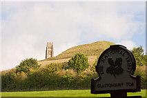 ST5138 : Glastonbury Tor by Adrian Channing