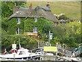 SW8440 : Smugglers Cottage by Steve Barnes