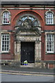 SJ9856 : The Old Police Station by Alan Murray-Rust