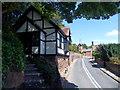 SJ2285 : Caldy Church Hall by J Scott