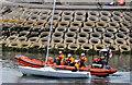 J5082 : Bangor lifeboat rescue (1) by Albert Bridge