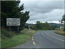 R7822 : R513/R662 road junction south east of Ballylanders by Neil Theasby