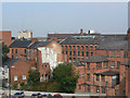 SP7560 : View from St Michael's Car Park by Alan Murray-Rust