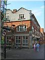 SP7560 : Mechanics' Institute, Fish Street by Alan Murray-Rust