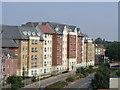 SP7560 : Modern housing by Alan Murray-Rust