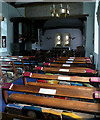 SU7976 : St James' church, interior by Graham Horn