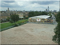 TQ3476 : A view from Peckham Library by Malc McDonald