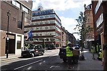 TQ2882 : London : Westminster - Bolsover Street by Lewis Clarke