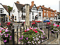 SP1566 : The Market Cross, Henley-in-Arden by David Dixon