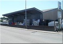 SN6221 : Llandeilo branch of Carmarthen and Pumsaint Farmers Ltd by Jaggery