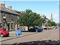 NU0051 : Main Street, Spittal by Richard Webb