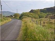 C0134 : Looking north at Roshin by C Michael Hogan