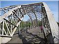 NZ1164 : West Wylam Bridge by Les Hull