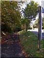 SJ2285 : Public Bridleway by J Scott