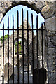 O2839 : St Mary's Church, Howth, Ireland by Christine Matthews