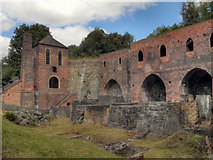 SJ6903 : Blists Hill Blast Furnaces by David Dixon