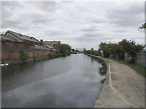 TQ2282 : Grand Union Canal where HS2 would tunnel under it by David Hawgood