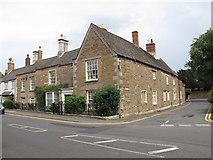SK8608 : Bull Lane, Oakham by Stephen Craven