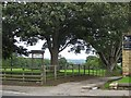 SE7971 : Entrance to Orchard Fields by Pauline E