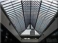 TQ3281 : Roof Patterns, Barbican, London by Christine Matthews